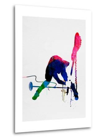 Joe Watercolor-Lora Feldman-Metal Print