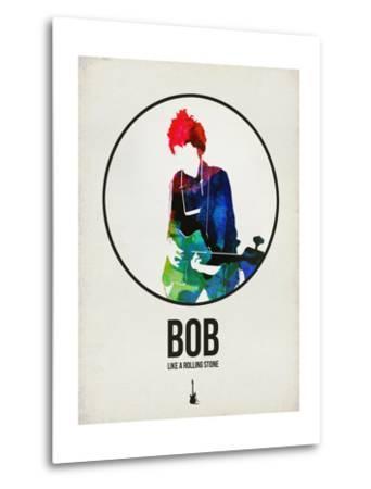 Bob Watercolor-David Brodsky-Metal Print