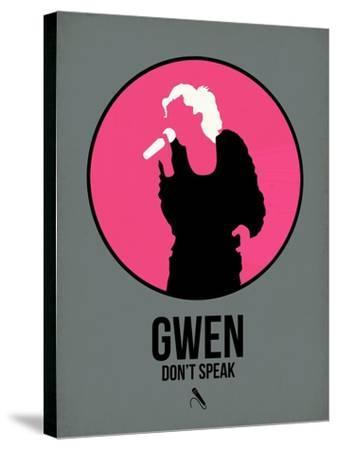 Gwen 1-David Brodsky-Stretched Canvas Print