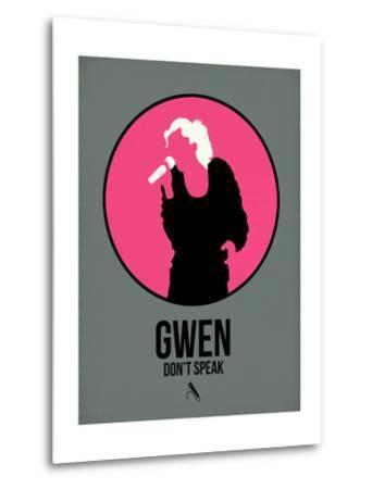 Gwen 1-David Brodsky-Metal Print