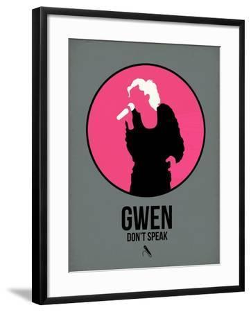 Gwen 1-David Brodsky-Framed Art Print