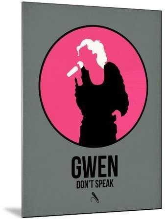 Gwen 1-David Brodsky-Mounted Art Print