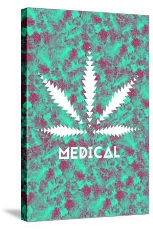 Medical MJ--Stretched Canvas Print