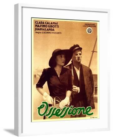 Ossessione, 1943--Framed Giclee Print