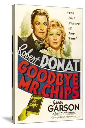 Goodbye, Mr. Chips, 1939--Stretched Canvas Print