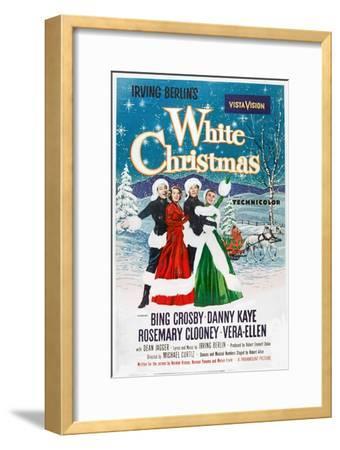 White Christmas, 1954--Framed Premium Giclee Print