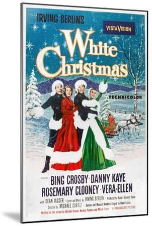 White Christmas, 1954--Mounted Giclee Print
