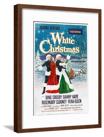 White Christmas, 1954--Framed Giclee Print