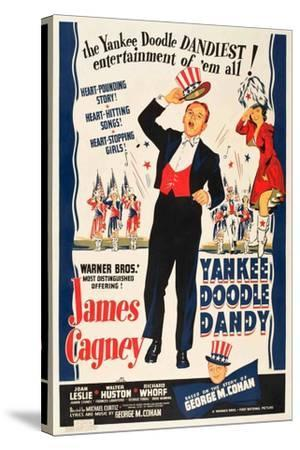 Yankee Doodle Dandy, 1942--Stretched Canvas Print