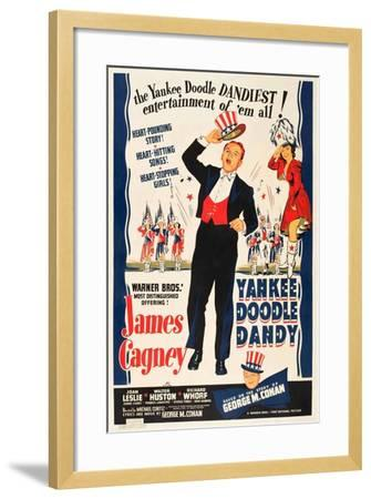 Yankee Doodle Dandy, 1942--Framed Giclee Print