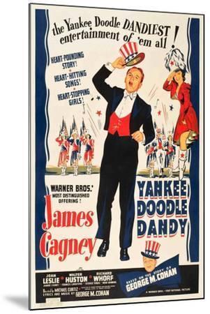 Yankee Doodle Dandy, 1942--Mounted Giclee Print