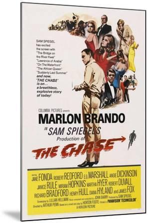 The Chase, 1966--Mounted Giclee Print