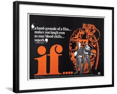 If.. . 1968--Framed Giclee Print