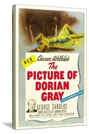 The Picture of Dorian Gray 1945--Stretched Canvas Print