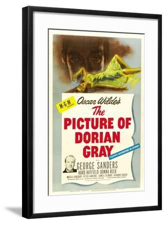 The Picture of Dorian Gray 1945--Framed Giclee Print