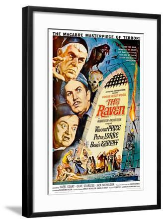 The Raven, 1963--Framed Giclee Print