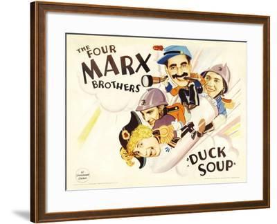 Duck Soup, 1933--Framed Giclee Print