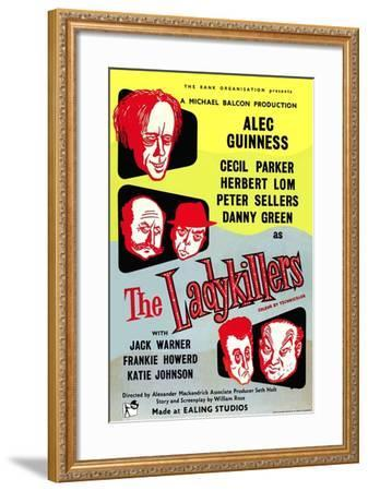 The Ladykillers, 1955--Framed Giclee Print