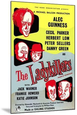 The Ladykillers, 1955--Mounted Giclee Print