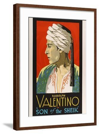 The Son of the Sheik, 1926--Framed Giclee Print