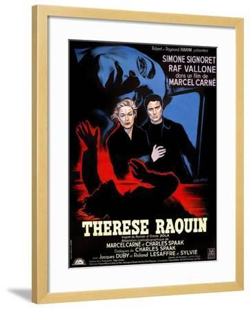 Therese Raquin, 1953--Framed Giclee Print