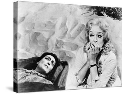What Ever Happened to Baby Jane?, 1962--Stretched Canvas Print