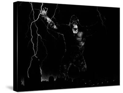 King Kong 1933--Stretched Canvas Print