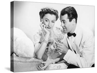 The Lady Eve, 1941--Stretched Canvas Print