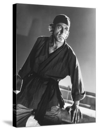 The Adventures of Marco Polo, 1938--Stretched Canvas Print