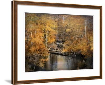Golden Blessings-Jai Johnson-Framed Giclee Print