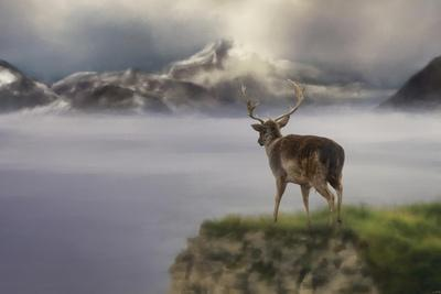Mountains Out of Reach-Jai Johnson-Framed Giclee Print