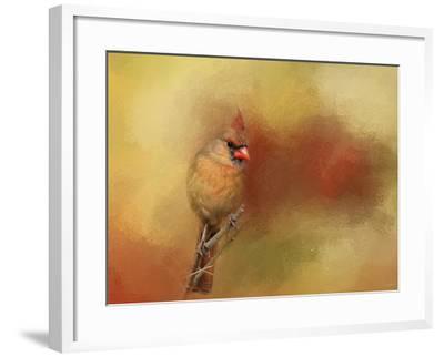 Backyard Jewel-Jai Johnson-Framed Giclee Print