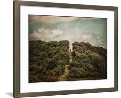 Uphill Climb-Jai Johnson-Framed Giclee Print