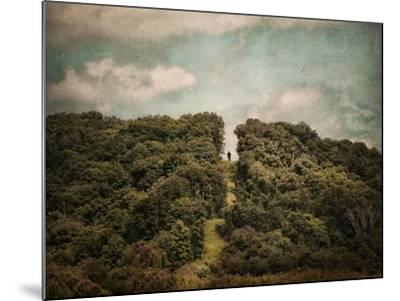 Uphill Climb-Jai Johnson-Mounted Giclee Print