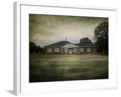 Schools Out-Jai Johnson-Framed Giclee Print