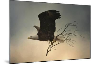 Stick Delivery-Jai Johnson-Mounted Giclee Print