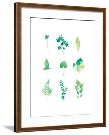 Liveleaves-sooyo-Framed Art Print