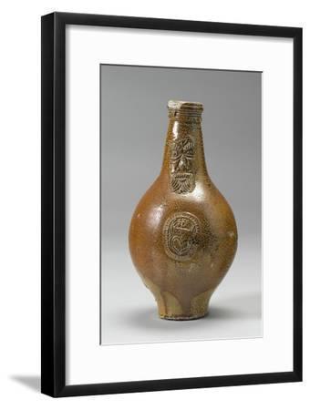 Bellarmine Jug, 1500-1750--Framed Photographic Print