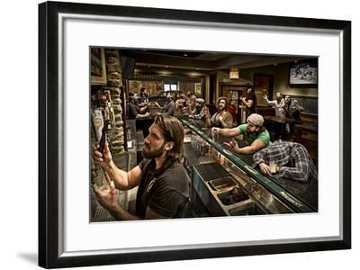 Happy Hour-Anthony Benussi-Framed Photographic Print