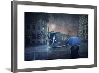 The Long Goodbye 5-Adrian Donoghue-Framed Photographic Print