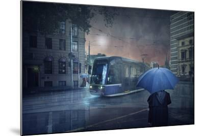 The Long Goodbye 5-Adrian Donoghue-Mounted Photographic Print