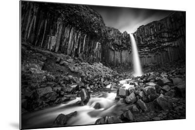 The Great Svartifoss-Janne Kahila-Mounted Photographic Print