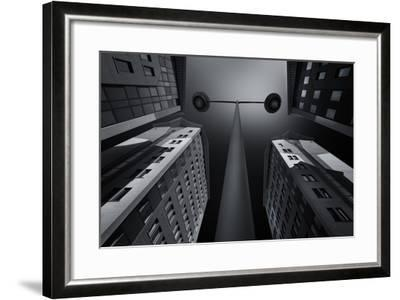 Enlighten Me-Jeroen Van-Framed Photographic Print