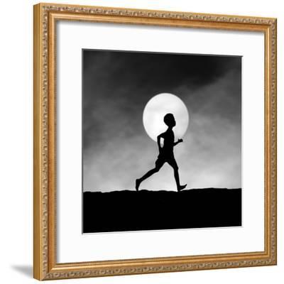 The Dream Catcher-Hengki Lee-Framed Photographic Print