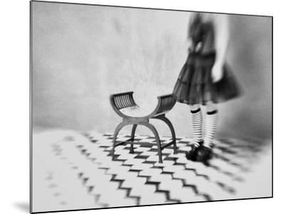 I Can't Go Back to Yesterday Because I Was a Different Person Then-Mel Brackstone-Mounted Photographic Print