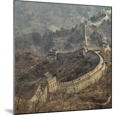 Early Spring in Mutianyu- C.S.Tjandra-Mounted Photographic Print