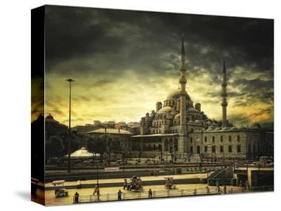 Istanbul- Tais-Stretched Canvas Print