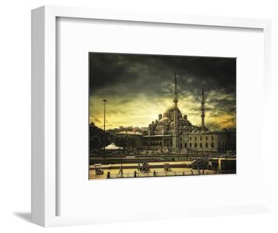 Istanbul- Tais-Framed Photographic Print