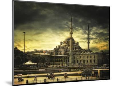 Istanbul- Tais-Mounted Photographic Print