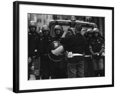 Street Photographer-Fulvio Pellegrini-Framed Photographic Print